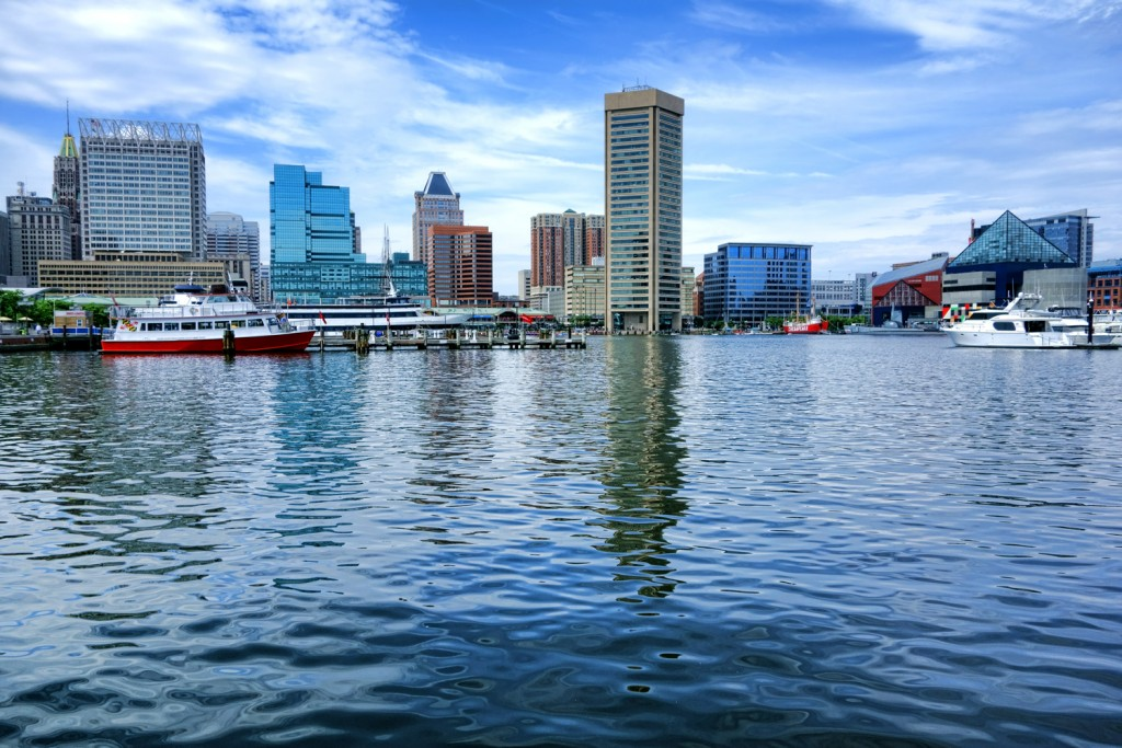 A Baltimore Travel Review