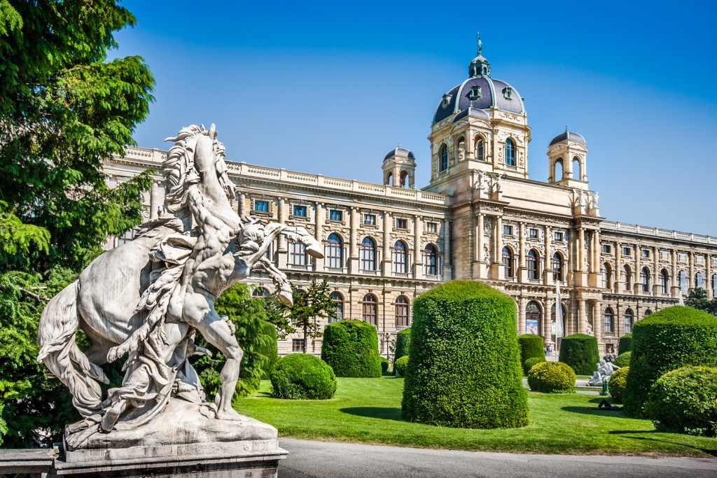 Coconut Club Vacations Reviews the City of Vienna
