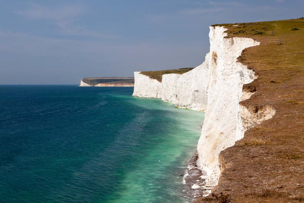 Coconut Club Vacations Explores the Cliffs of Dover
